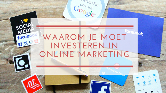 Investeren in online marketing